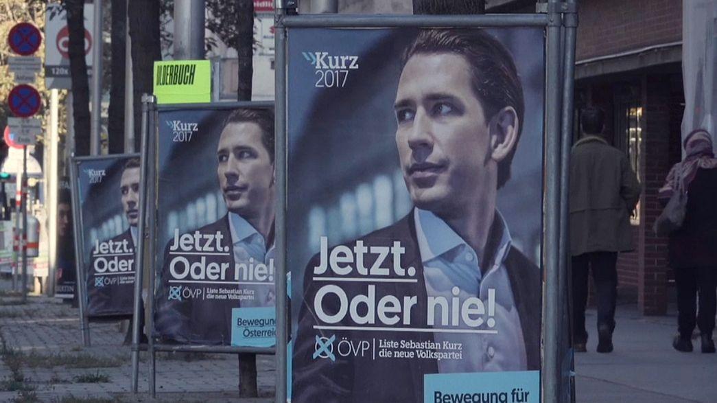 Австрия выбирает молодых и правых