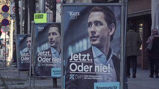 """النمسا تختتم الحملة الانتخابية """"الأقذر"""" في تاريخها وقلق من صعود اليمين المتطرف"""