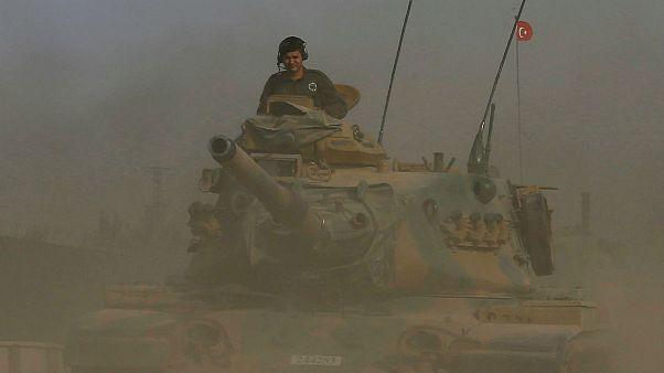 سوریه از ترکیه خواست نیروهای خود را از خاک این کشور خارج کند