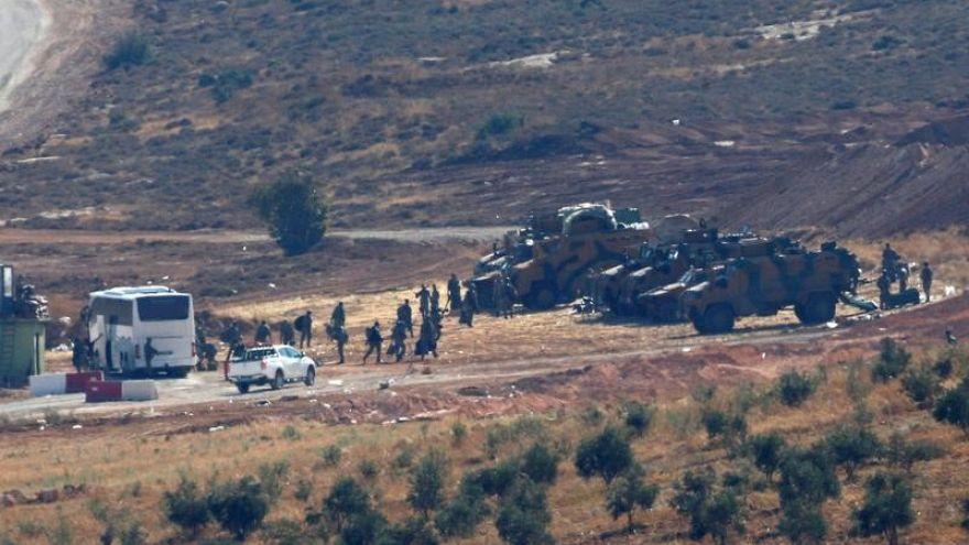 """سوريا تطالب بخروج القوات التركية من أراضيها وتصف التوغل ب """"عدوان سافر"""""""