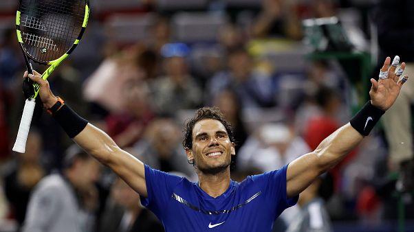 Shanghai'da büyük final: Rafael Nadal ve Federer karşı karşıya gelecek