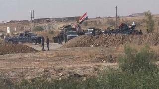 Iraqi-Kurdish crisis: tension flares between Kurds and Shi'ite militia in town near Kirkuk