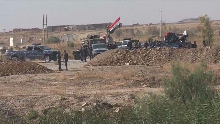 Iraqi-Kurdish crisis: tension flares between Kurds and Shi'ite militia in town near Kirkuk