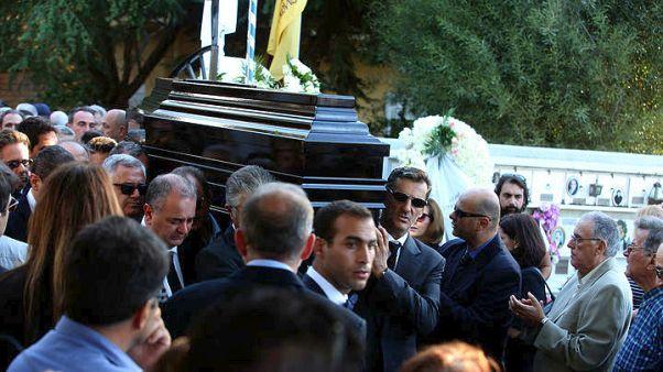 Το «τελευταίο» αντίο στον Μ. Ζαφειρόπουλο