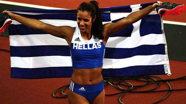 Αθλήτρια της χρονιάς στην Ευρώπη η Κατερίνα Στεφανίδη