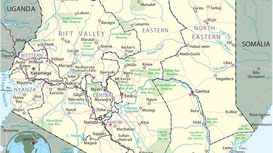 Vários mortos em tiroteio de escola na fronteira com o Sudão do Sul