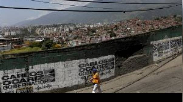 Em Caracas 70 observadores internacionais para eleições de domingo