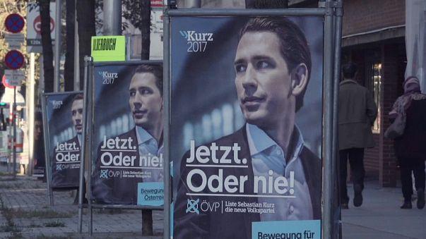 Voting underway in Austrian election