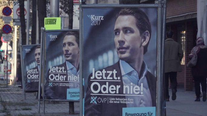 Avusturya sandık başında