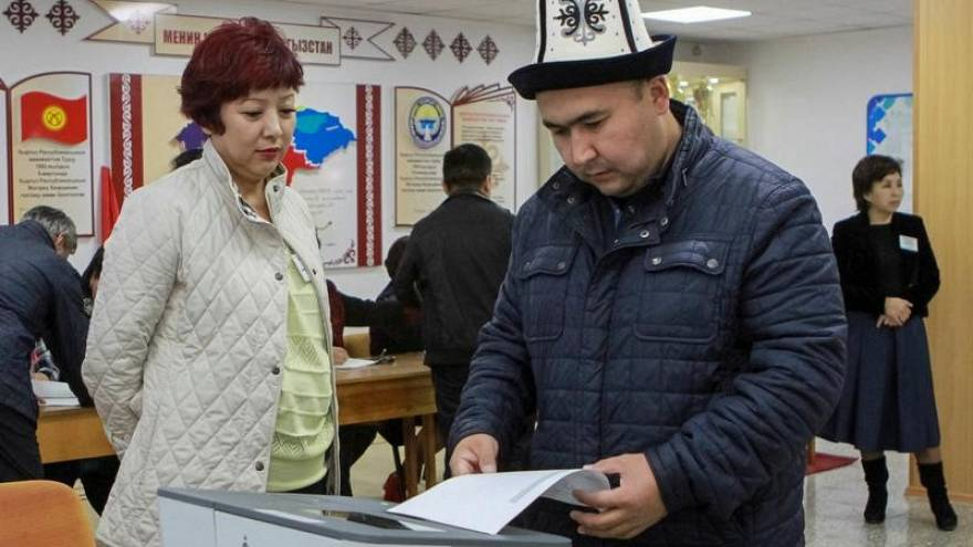 قرغيزستان تنتخب رئيسا جديدا للبلاد