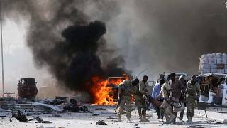 Somalia: At least 20 dead in Mogadishu blasts