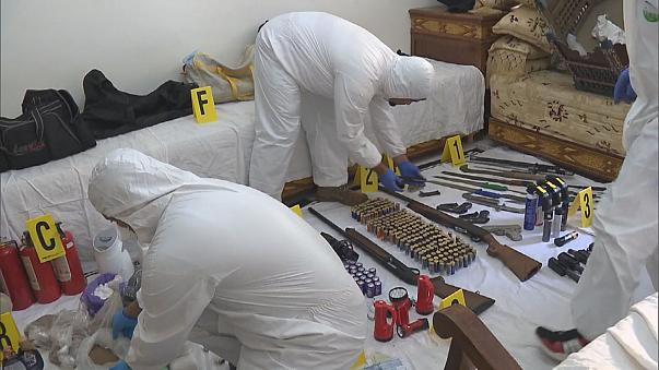 Célula terrorista desmantelada em Marrocos