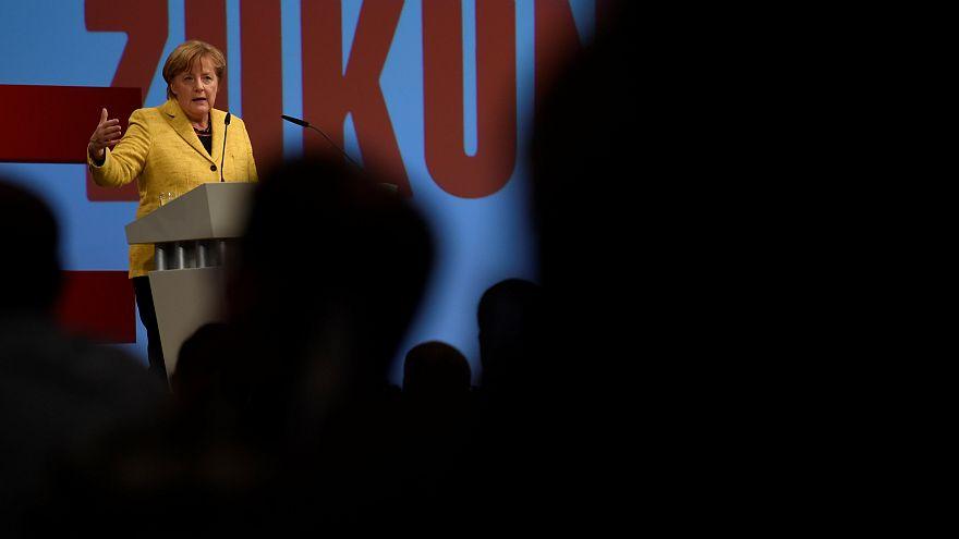 Muss Merkel bangen? Bis 18 Uhr spannende Wahl in Niedersachsen