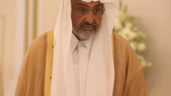 قطر تجمد أموال عضو الأسرة الحاكمة الشيخ عبد الله علي آل ثاني