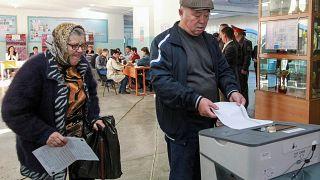 Los kirguises eligen nuevo presidente