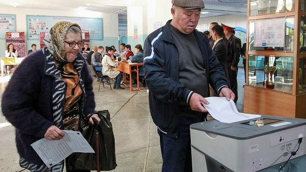 Kirgistan wählt neues Staatsoberhaupt