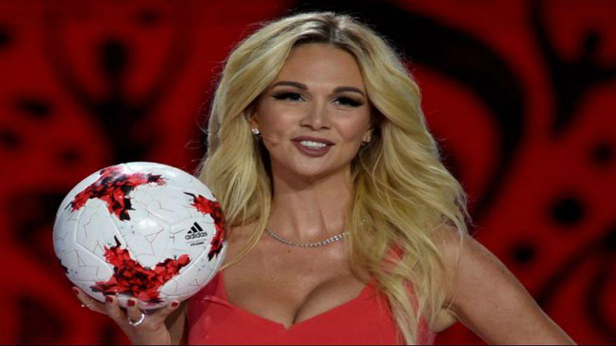 رسالة طمأنة من سفيرة مونديال 2018 في روسيا