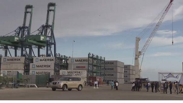 Gabon : mise en service d'un nouveau port