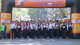Buenos Aires hosts annual waiter's race