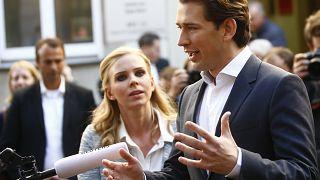 Австрия голосует на досрочных парламентских выборах
