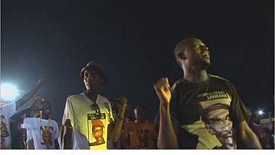 Burkina Faso : les artistes rendent hommage à Sankara