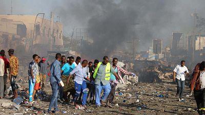 Somalia: Mogadishu blasts death toll rises to 276