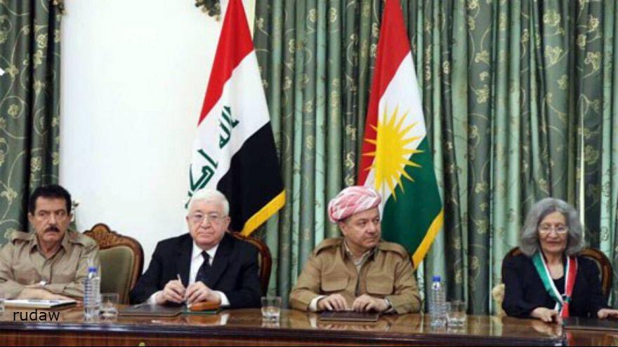 الأكراد يرفضون مطالب بغداد بإلغاء نتيجة التصويت على الاستقلال