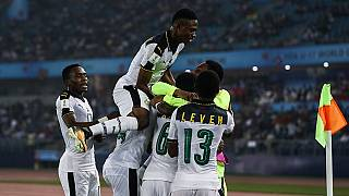 U-17 World Cup: Ghana paired with Niger in round of 16