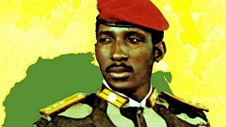"""Burkina : des manifestants réclament """"justice"""" pour Sankara, 30 ans après sa mort"""