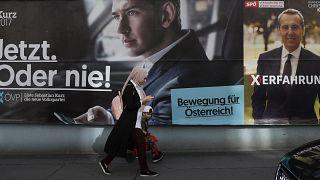 Los conservadores se perfilan como vencedores de las elecciones legislativas en Austria