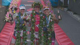 Patrick Lange gewinnt Ironman