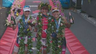Triathlon, Ironman Hawaii: vincono Lange e Ryf