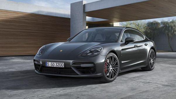Porsche 2017'nin ilk 9 ayında 185 bine yakın araç sattı