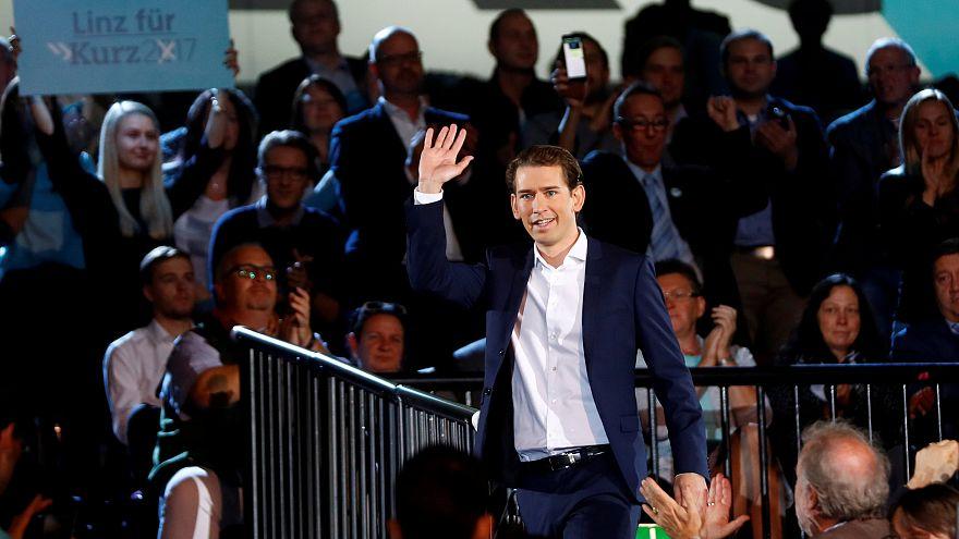الحزب المسيحي الديموقراطي بقيادة كورتز يتصدر الانتخابات التشريعية