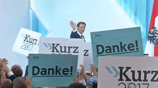 Los conservadores del Partido Popular ganan las elecciones legislativas en Austria