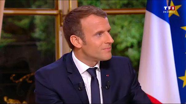 Emmanuel Macron (39): Präsident der unbequemen Wahrheiten