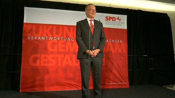 SPD gewinnt Niedersachsenwahl: Denkzettel für Angela Merkel