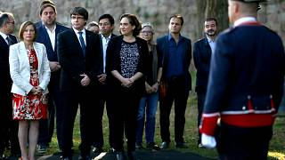 Carles Puigdemont evita responder a Rajoy e insiste en la negociación