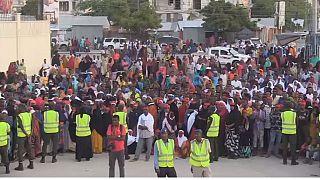 Somalie : manifestation pour la paix dans les rues de Mogadiscio