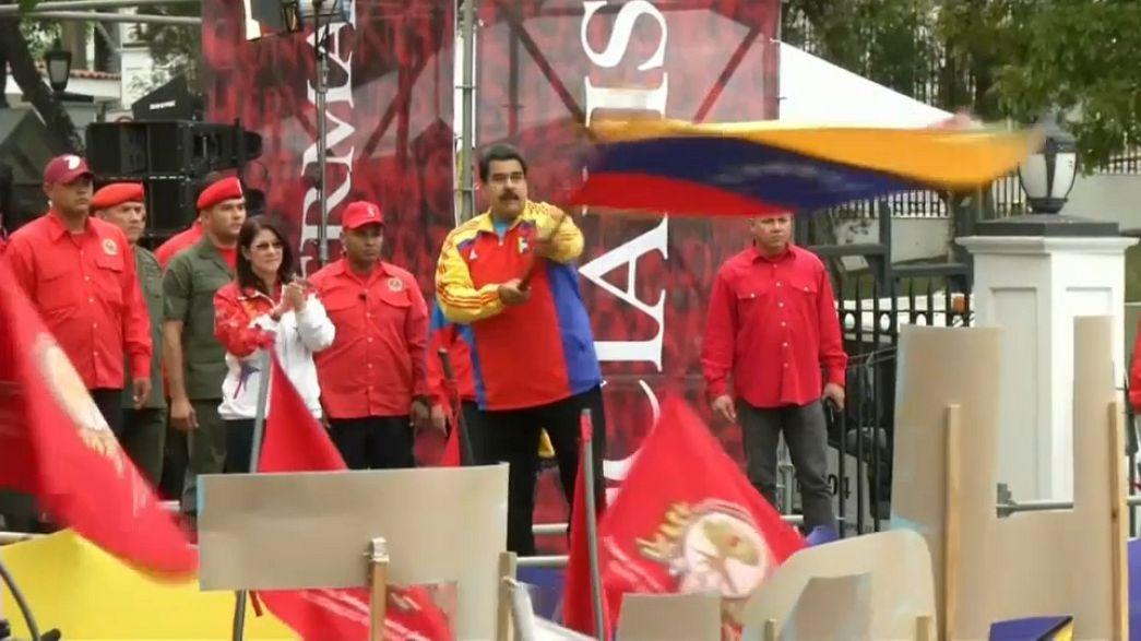 El chavismo gana en 17 de los 23 estados de Venezuela en las elecciones regionales