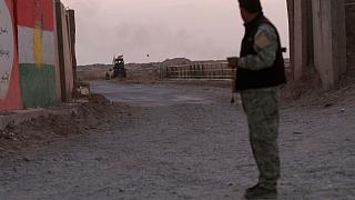 L'armée irakienne à la reconquête de la province de Kirkouk