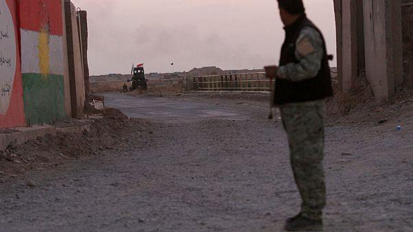 Kerkük'te gerilim: Irak ordusu operasyon başlattı, Peşmerge geri çekiliyor