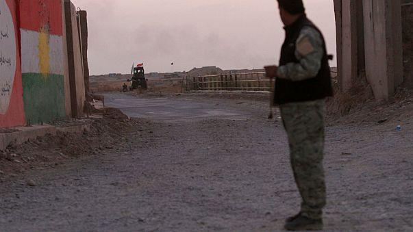 Irakische Truppen rücken in Kurden-Region Kirkuk ein - Berichte von Gefechten
