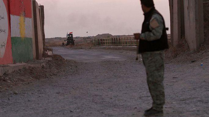 Ofensiva iraquiana contra curdos em Kirkuk