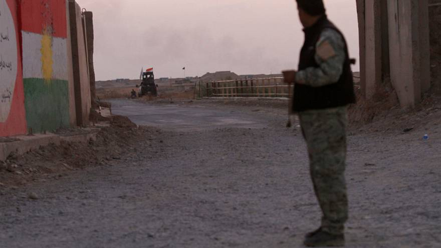 Iraq launches major offensive in Kurdish-held Kirkuk