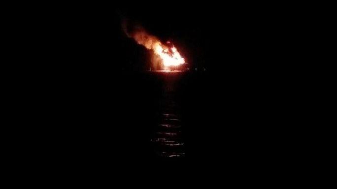 إصابة عدة أشخاص في انفجار منصة نفطية بولاية لويزيانا الأمريكية