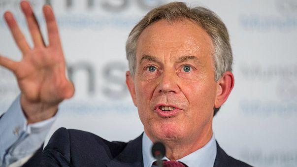 """رئيس الوزراء البريطاني الأسبق يؤكد: """"أخطأنا بمقاطعة حماس"""""""