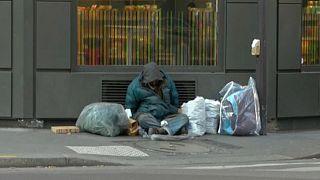 Γαλλία: Υψηλά ποσοστά φτώχειας