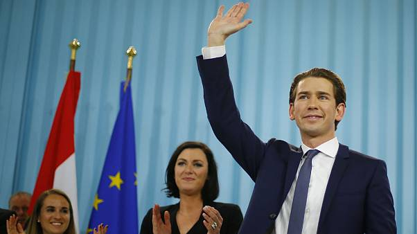 Sebastian Kurz: the man set to become the world's youngest national leader