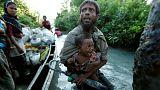 تراژدی مسلمانان روهینگیا در بنگلادش؛ از غرق شدن قایق تا کودکان پناهجو